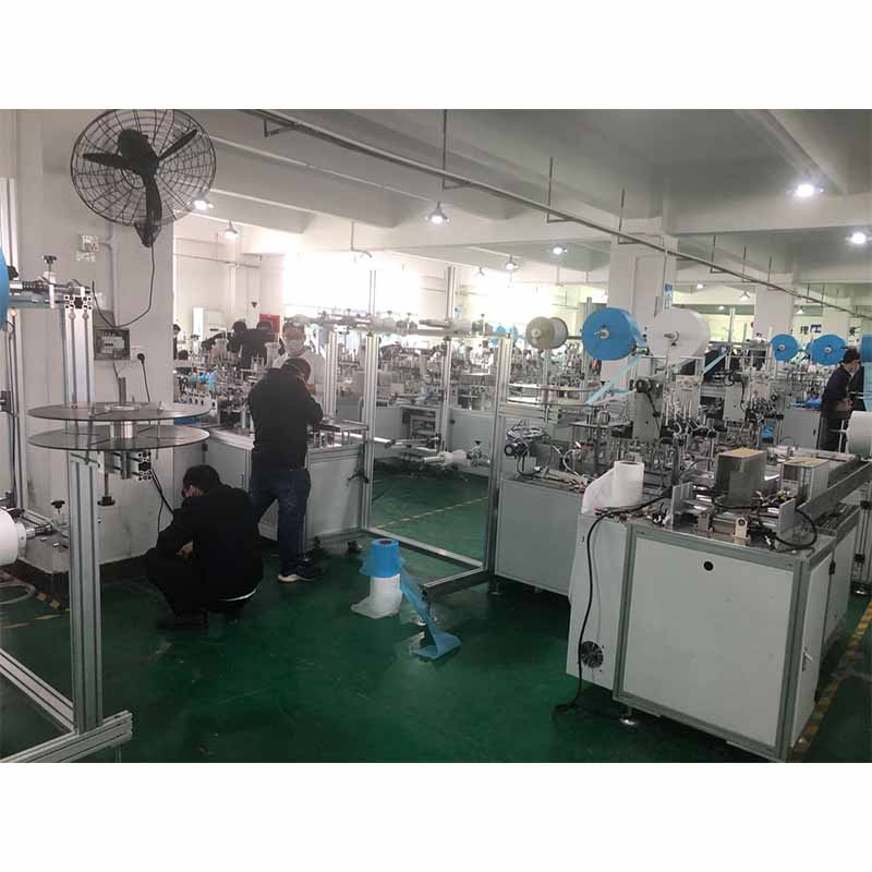 Disposable Face Mask Making Machine price