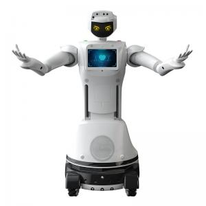 Security Patrol Robot with Face Recognition function and AI technology supplier