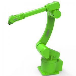 6 axis industrial robot arm 1950mm 6kg for painting application