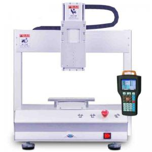 High precision 3 axis dispensing robots good price