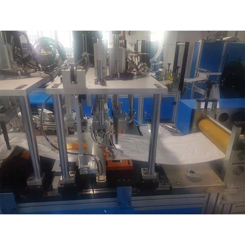 face mask manufacturing machine